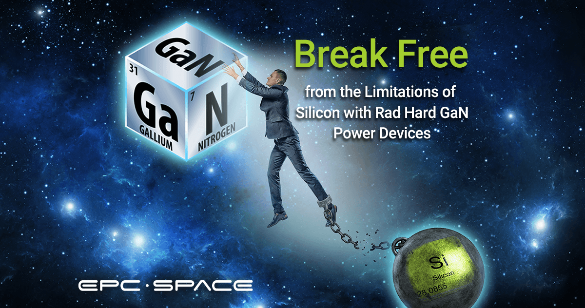 Break Free from Silicon with EPC Space