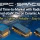 Ceramic Die Adapters EPC Space